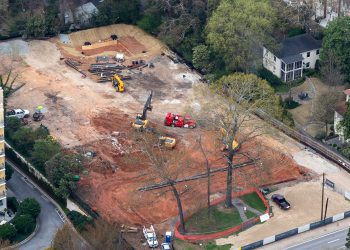 Graydon Buckhead March 2020 Construction Update