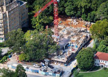 Graydon August 2020 Construction Update