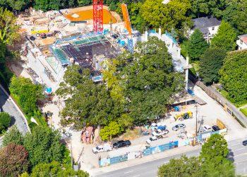 Graydon September 2020 Construction Update
