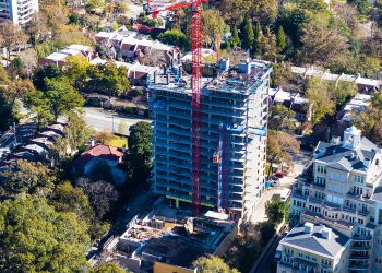 Graydon Buckhead November 2020 Construction Update