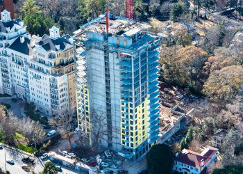 Graydon Buckhead December 2020 Construction Update