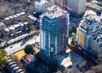 Graydon Buckhead January 2021 Construction Update