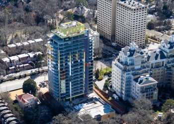 Graydon Buckhead February 2021 Construction Update