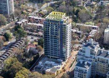 Graydon Buckhead March 2021 Construction Update