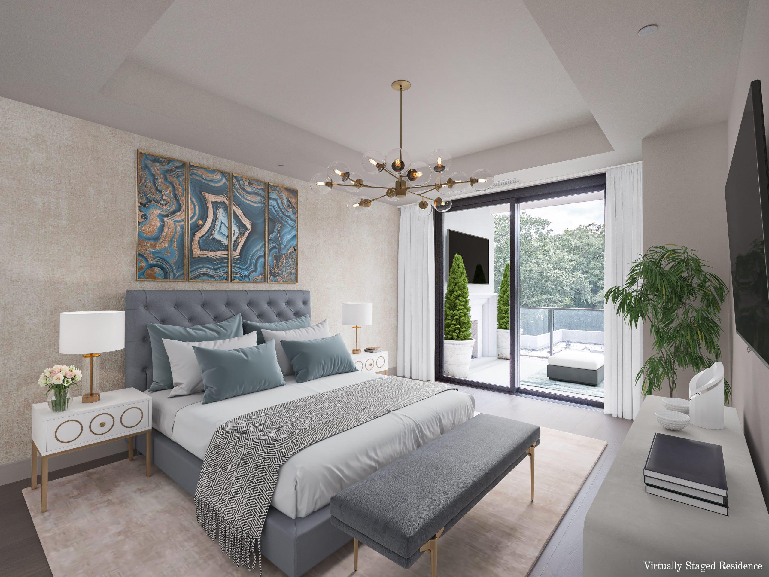 Moore Bedroom